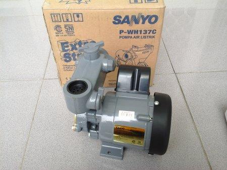 Water Pumps Sanyo Pompa Air Listrik Non Otomatis P Wh137c Toko Alat Teknik Mesin Bor Dan Gerinda Rejekijayatehnik Com