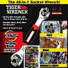 Kunci Sok / Kunci Pas / Kunci Ring Multi Fungsi Socket Wrench 48 in 1 Tiger Wrench Original
